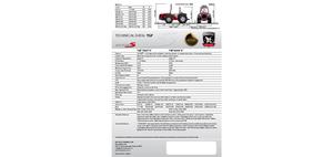 Tractores - tracción 4 ruedas Carraro TGF 9400 S