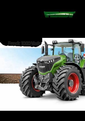 Tractores - tracción 4 ruedas Fendt 1046 Vario PowerPlus