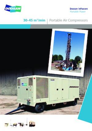 Compresores de alta presión Doosan 10/455